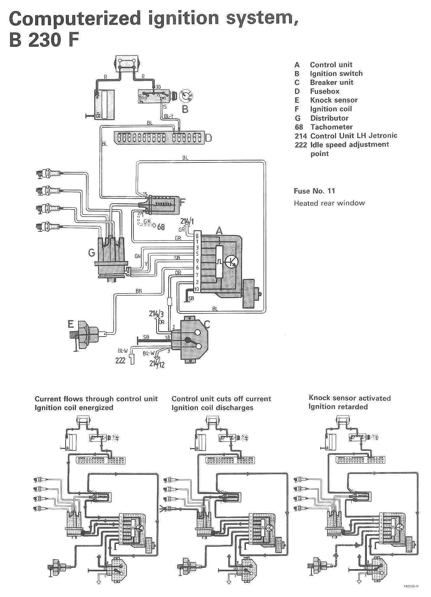1985 Volvo Wagon 240 Wiring Diagrams Data 740 Images Gallery