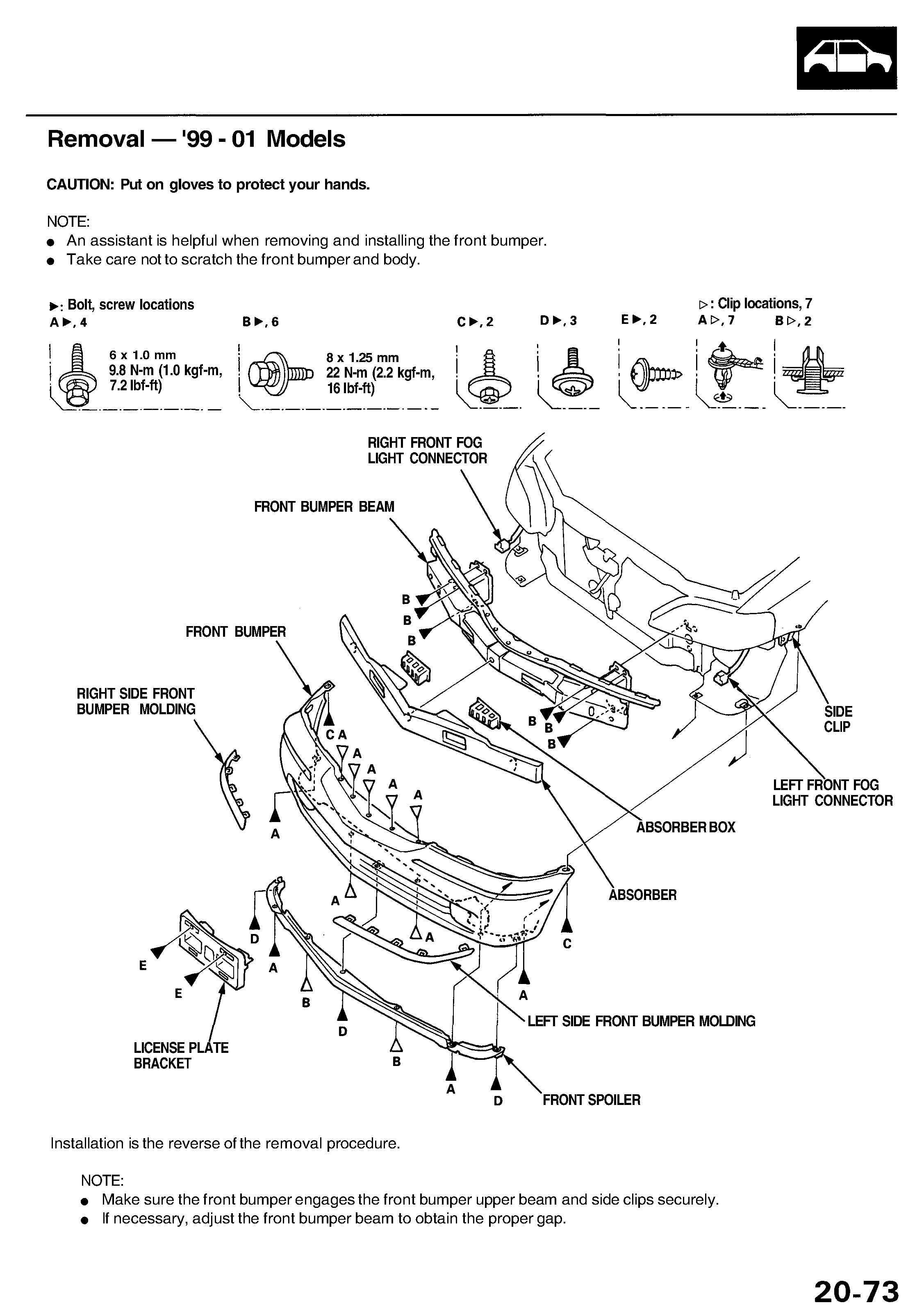 acura integra bumper parts diagram  acura  auto wiring diagram