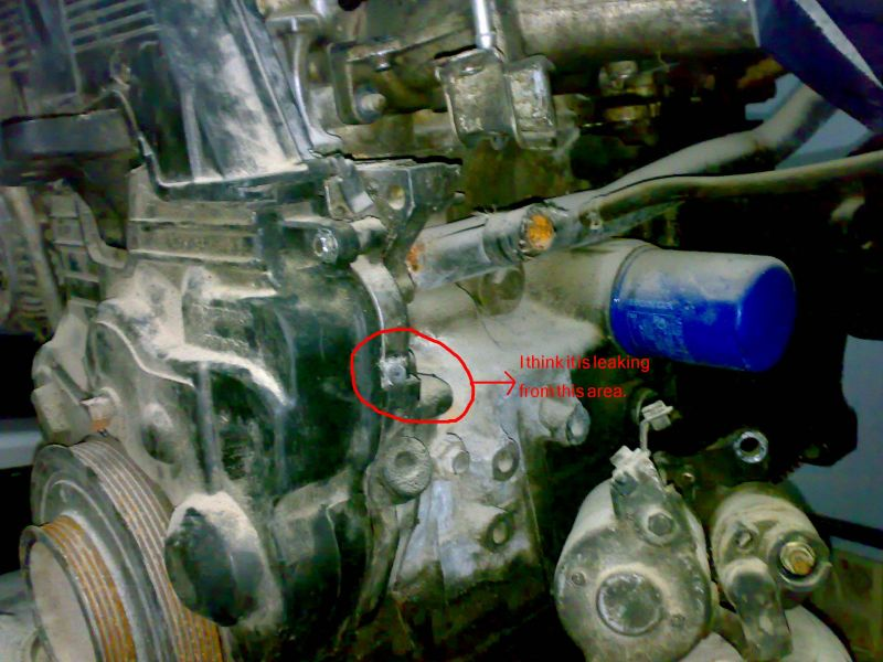 hhr engine diagram we have a 95 honda accord 4 cyl 2 2 it has a small hole on