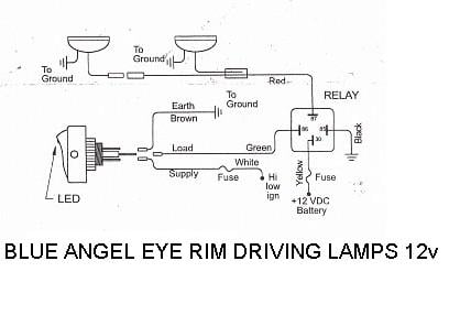 2011 01 27_020912_kclightwiringdiagram vi can i get a wiring diagram to wire up two angel eye spot lights 2017 Mitsubishi Pajero at reclaimingppi.co
