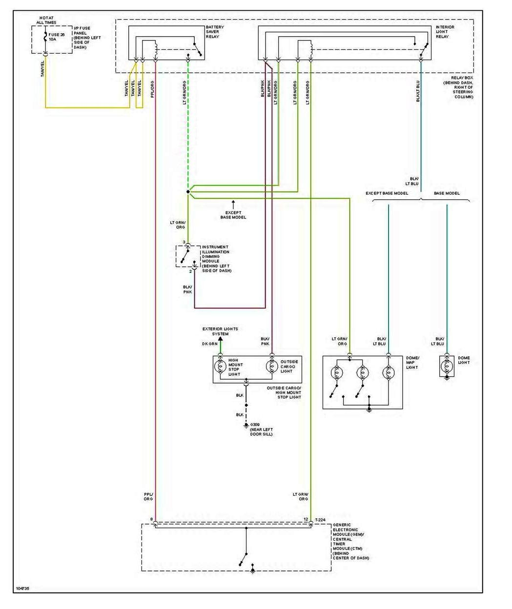 Do You Have A Wiring Diagram For A 1998 Mazda B2500 W  2 5 5spd  I Need It For The Entire Truck
