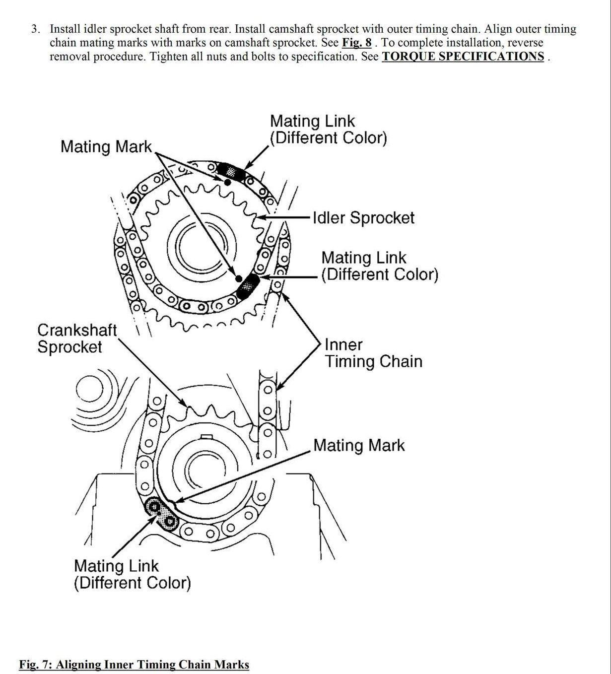 How Do I Change A Timing Chain On 16 Valve Twincam 1997 Model. Nissan. Nissan Twin Cam 16 Valve Engine Diagram At Scoala.co