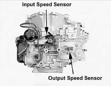 I Have A 2001 Hyundai Elantra With An Automatic Transaxle I Replace The Input And Output Speed