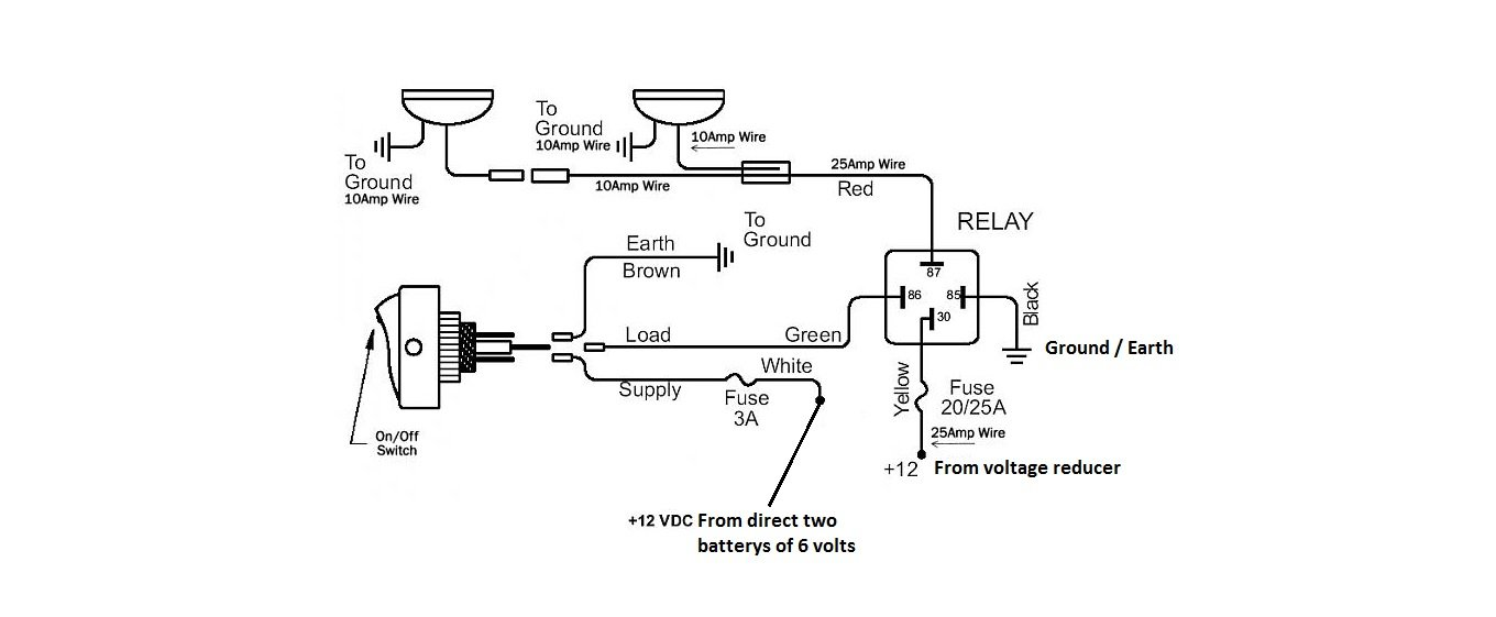 2012 06 15_234728_relay diagram i have installed a voltage reducer in my electric golf cart and golf cart fuse box at nearapp.co