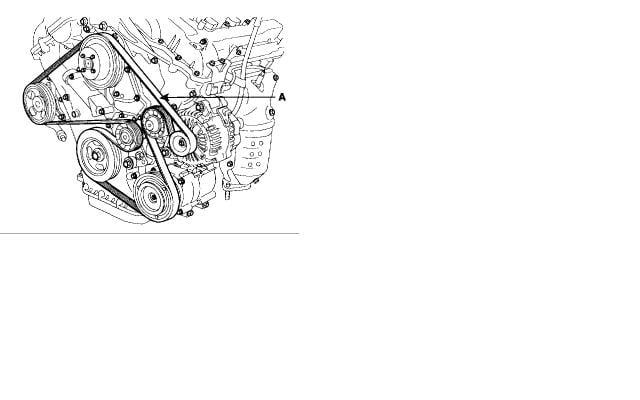 I need a serpentine belt diagram for a 2007 Hyundai Santa Fe AWD 3.3L