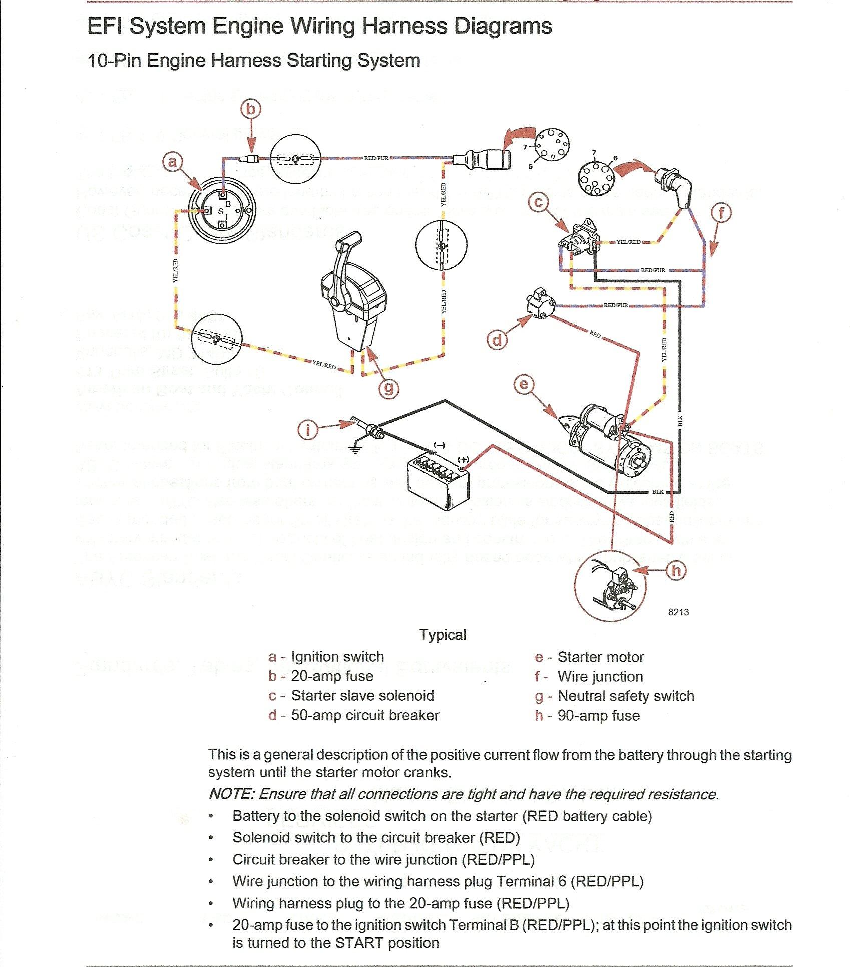 Have 2003 Merc  350 Single Prop  21 U0026 39  Rinker  Starter Motor Seems To Be Failing  Turns The Motor