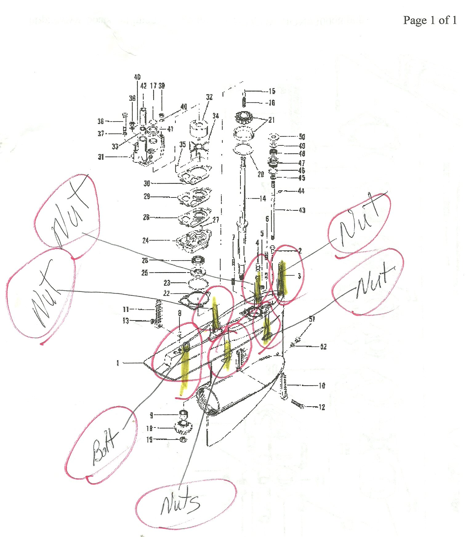 mercruiser 3 0 1989 no water getting to engine