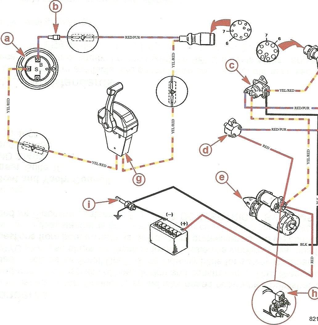 40 Marine Engine Starter Wiring Diagram   Fusebox and Wiring ...