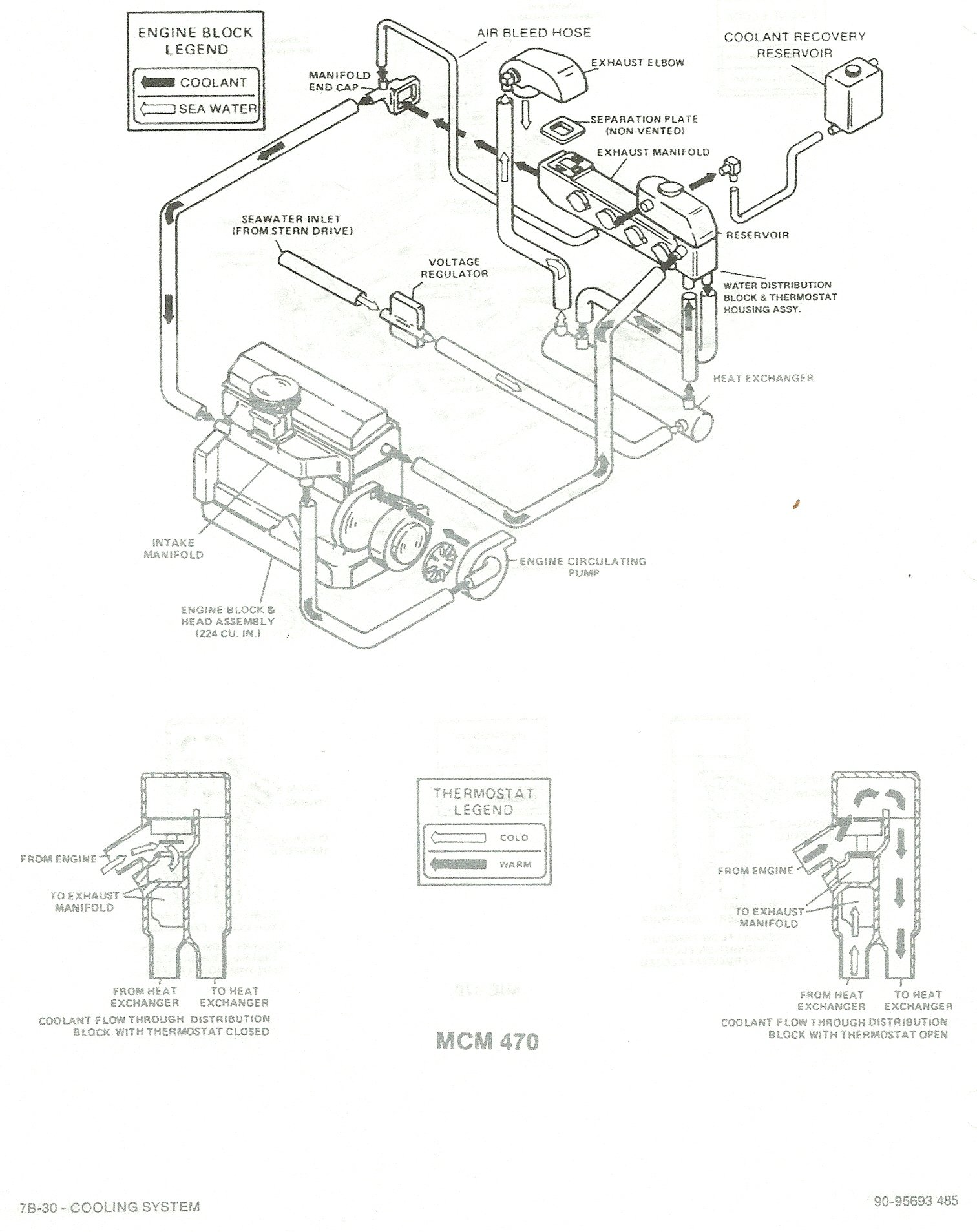 inboard marine engine diagram marine head diagram wiring