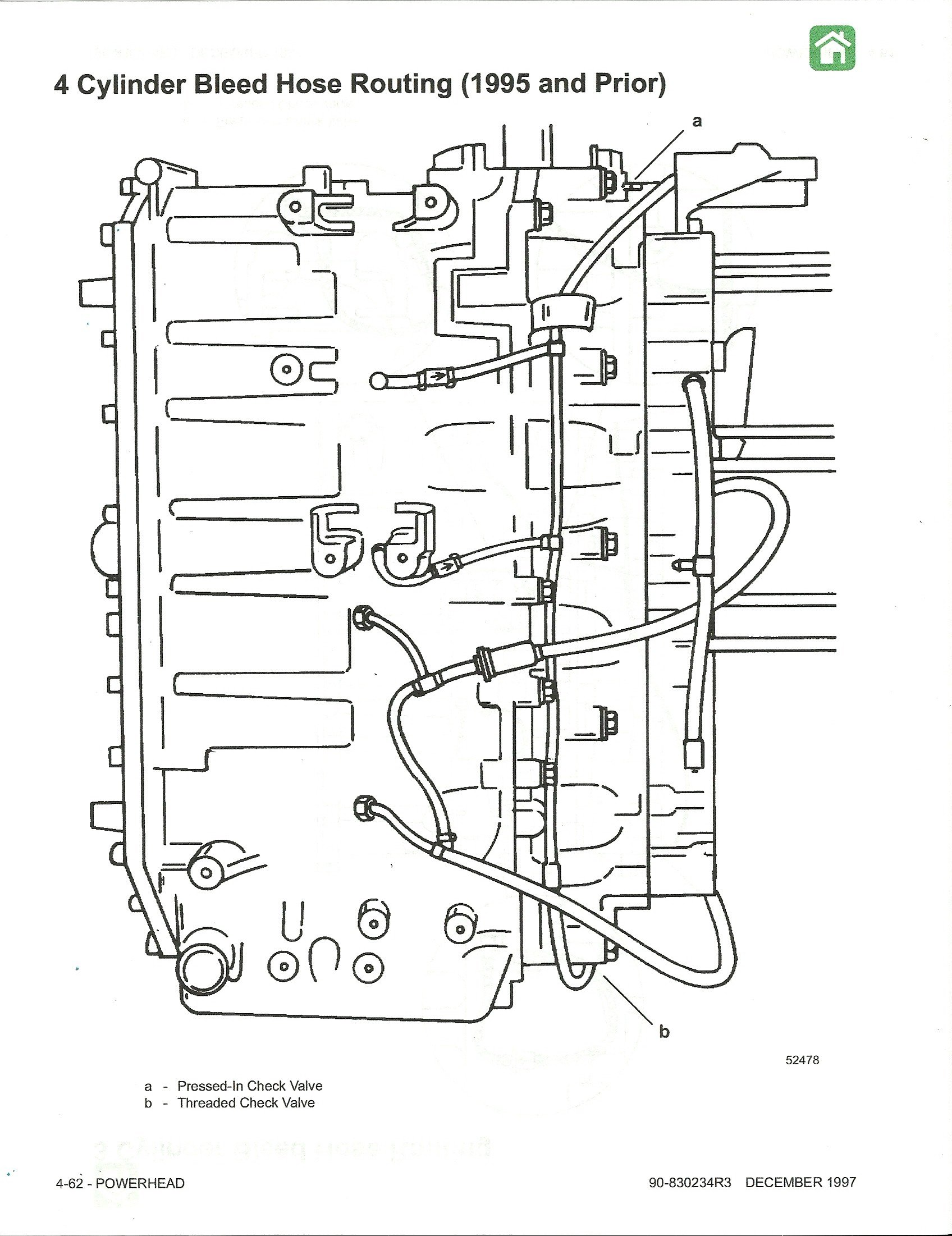 i need a diagram for a mercury 93 115hp fuel reciruation – Diagram Of Outboard Engine