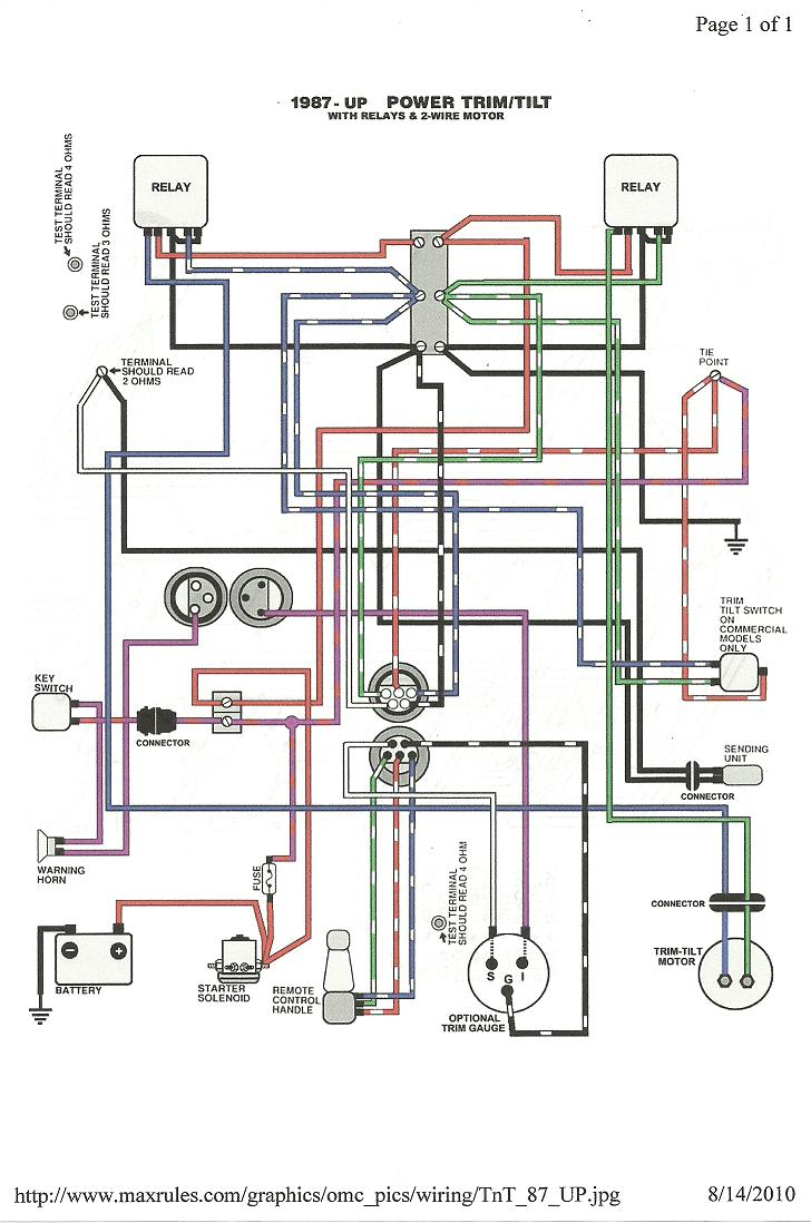 Evinrude Rectifier Diagram Not Lossing Wiring On 1987 70 Hp Get Free Image About Control Box Cables Outboards