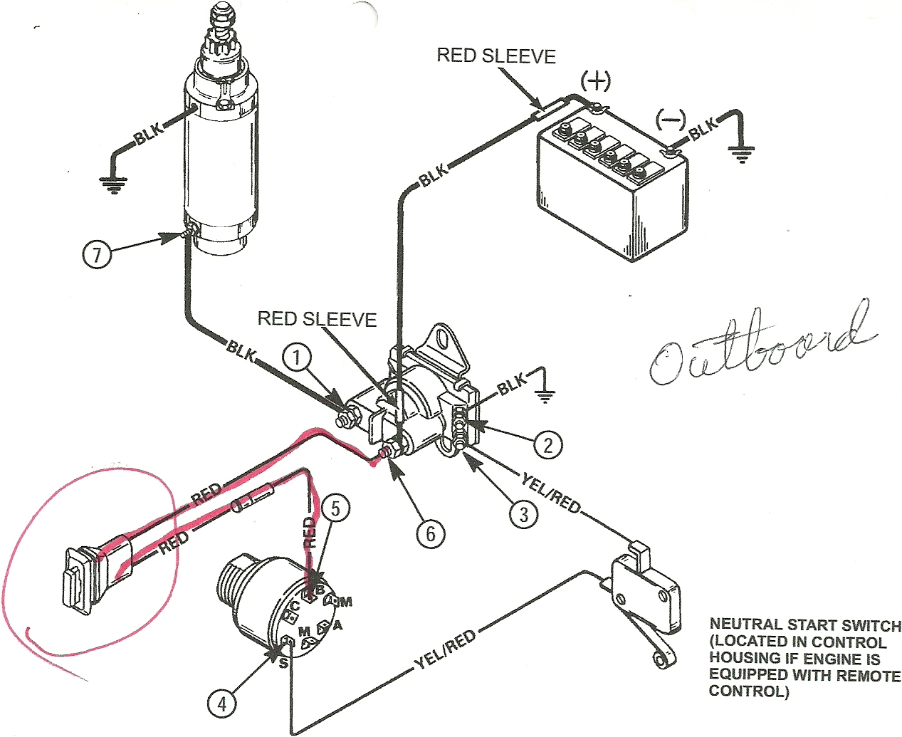 Mercury Kill Switch Diagram Wiring Diagrams Boat Ignition Get Free Image About