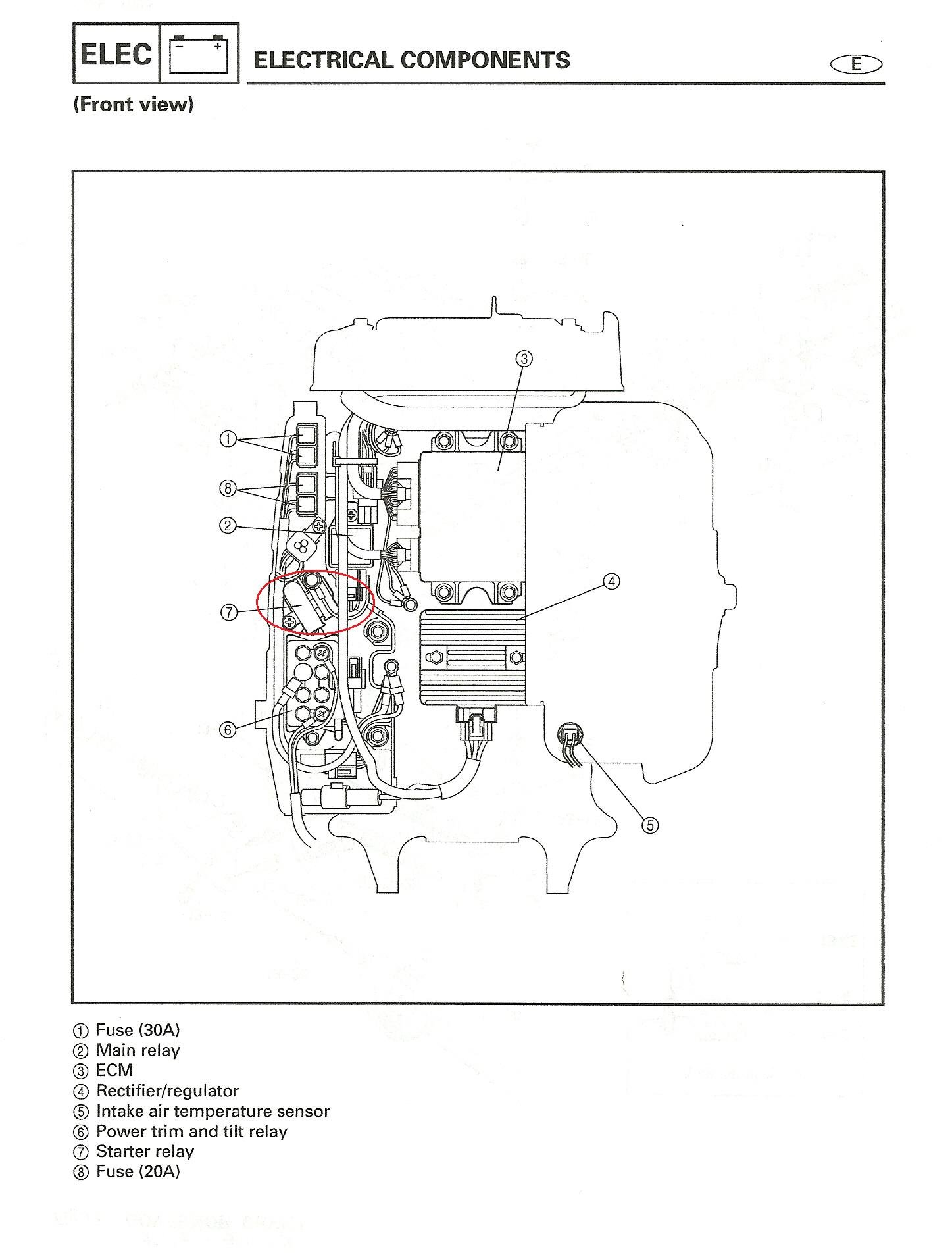 I Accidentally Connected Wrong Polarity Negative Wire To Positive Yamaha Rectifier Regulator Wiring Diagram Graphic