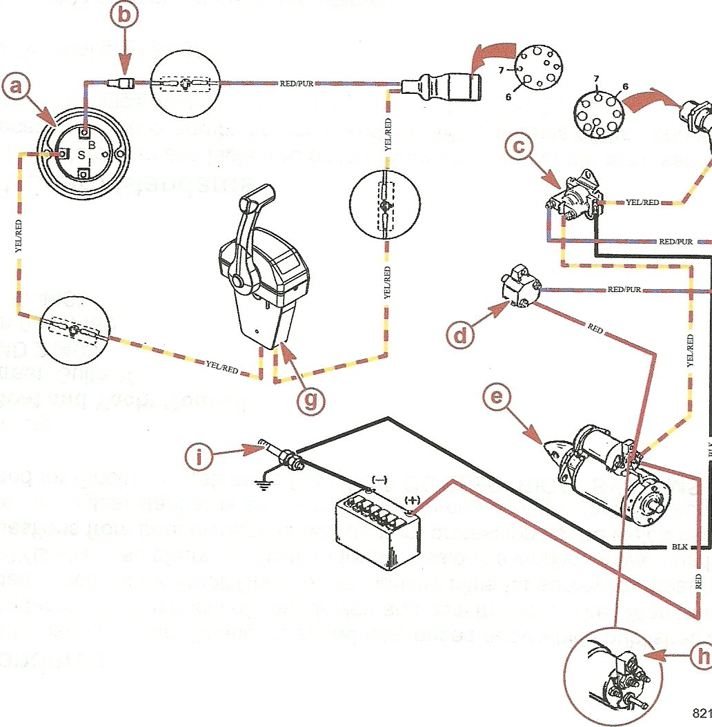 Regulator Wiring Diagram On Marine Starter Solenoid Wiring Diagram