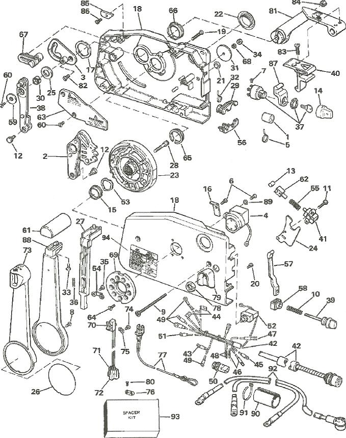 Mercury 8 Hp 2 Stroke Diagram