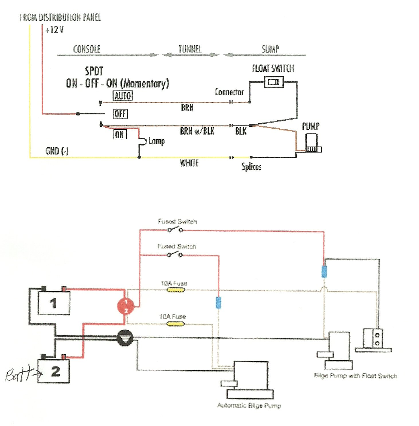 3 way float switch wiring diagram diagram base website wiring ...  tassanare