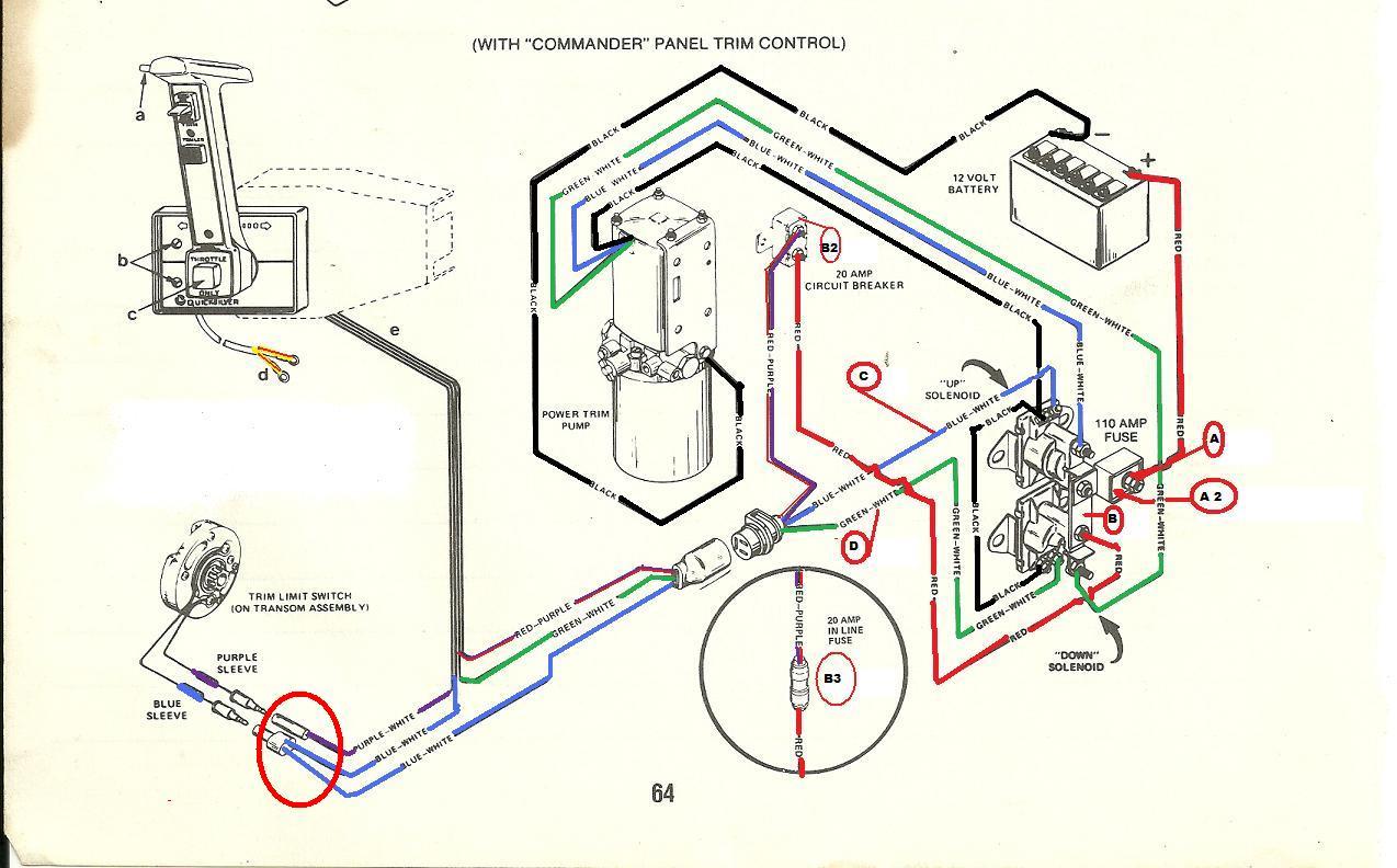 Mercury Outboard Kill Switch Wiring Diagram On Mercruiser Key Switch