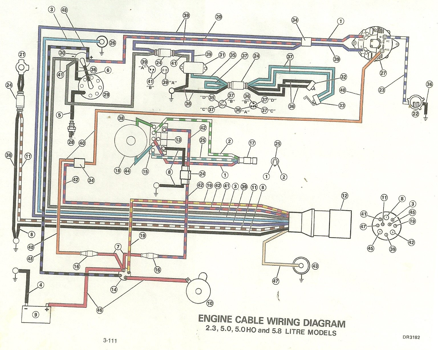 Omc Wiring Diagram - Wiring Diagram Verified on