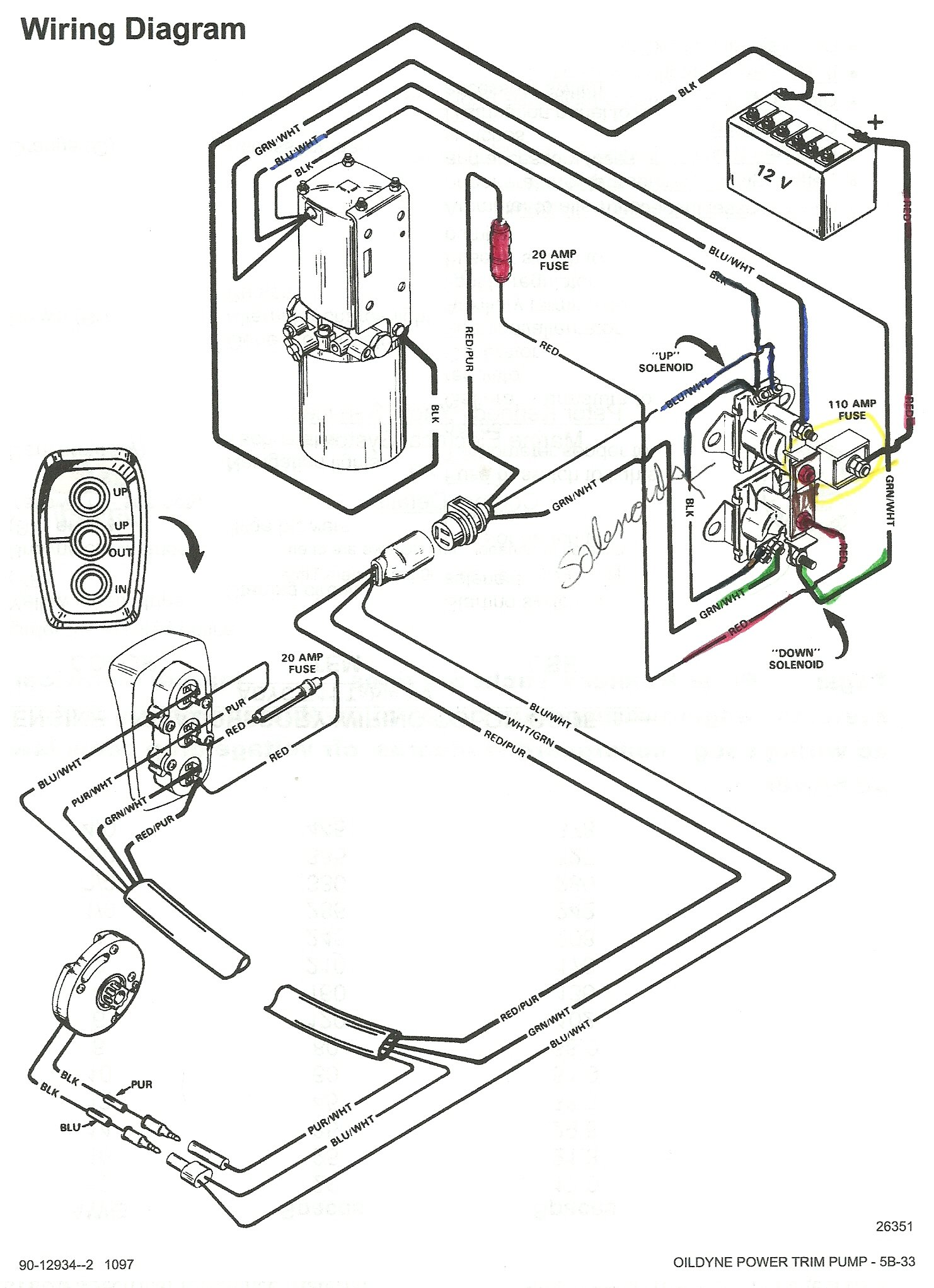 2012 06 21_144512_merc_t n t_old i have a mercruiser 898r from 1983 the trim up switch stopped mercruiser alpha one trim pump wiring diagram at panicattacktreatment.co