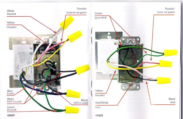 Ge Zwave 3 Way Dimmer Amp Auxiliary Switch Kit Installation Help