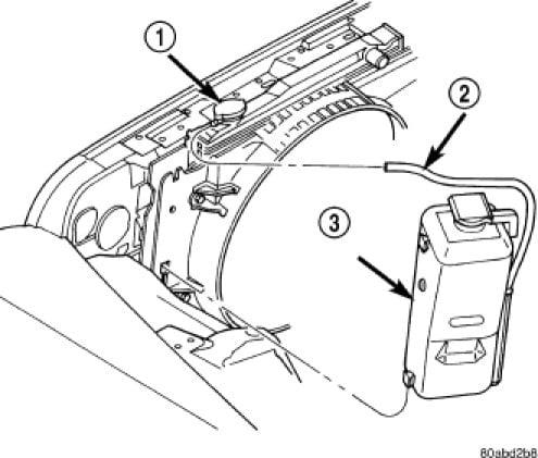 2007 Dodge Nitro 3 7 Serpentine Belt Diagram