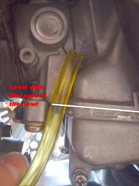 Arctic Cat  Carburetor Leaking Gas