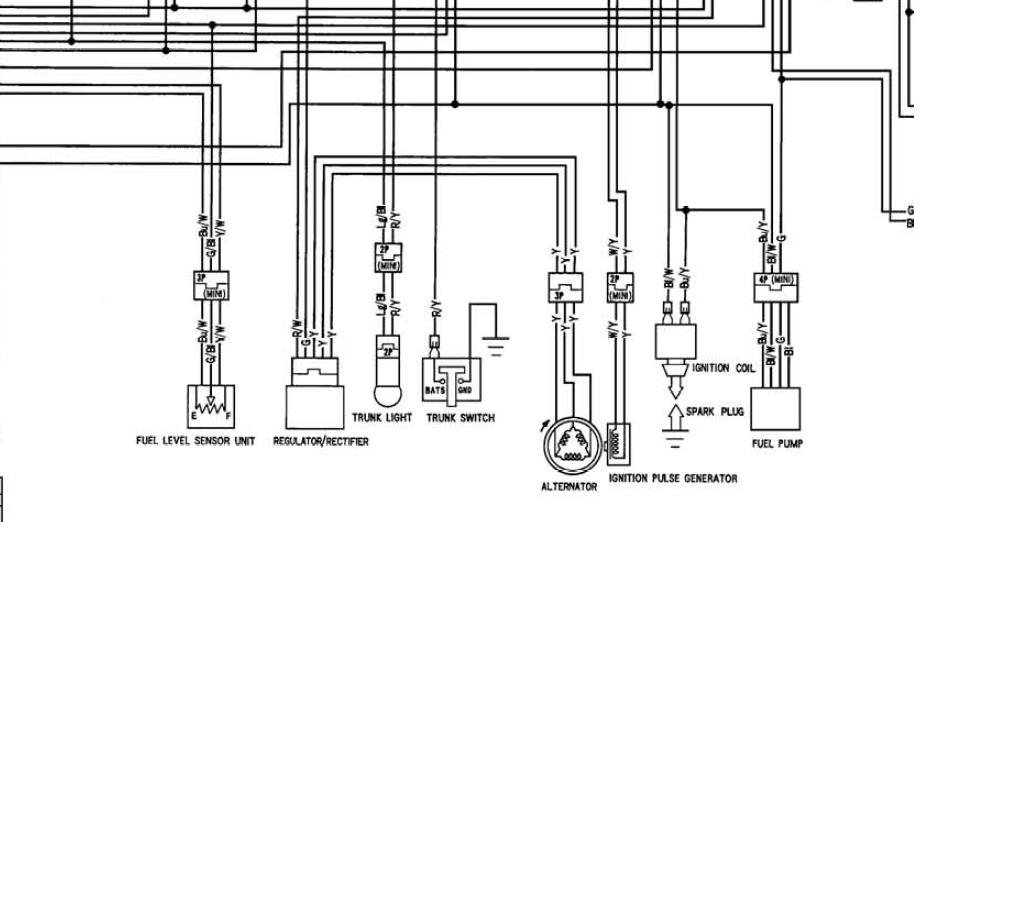 honda ruckus fuel pump diagram