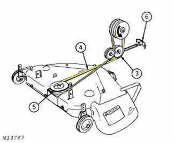 Wiring Diagram For Blower Motor On 99 F350 additionally John Deere Z425 Wiring Harness Routing Diagram as well Diagram Routing Drive Belt 1997 345 John Deere Riding Mower 572093 additionally John Deere Lx176 Parts Diagram together with John Deere 212 Parts Diagram. on john deere 111 wiring schematic