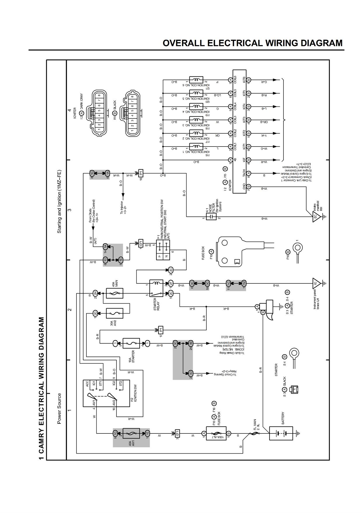 1993 Toyota Camry Fuse Diagram Wiring Schematic 2019 Box H There I Have A Wide Body The Motor Location