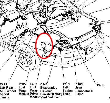 1999 Cougar Fuel Filter 1994 Southwind Motorhome Wiring Diagram Bege Wiring Diagram