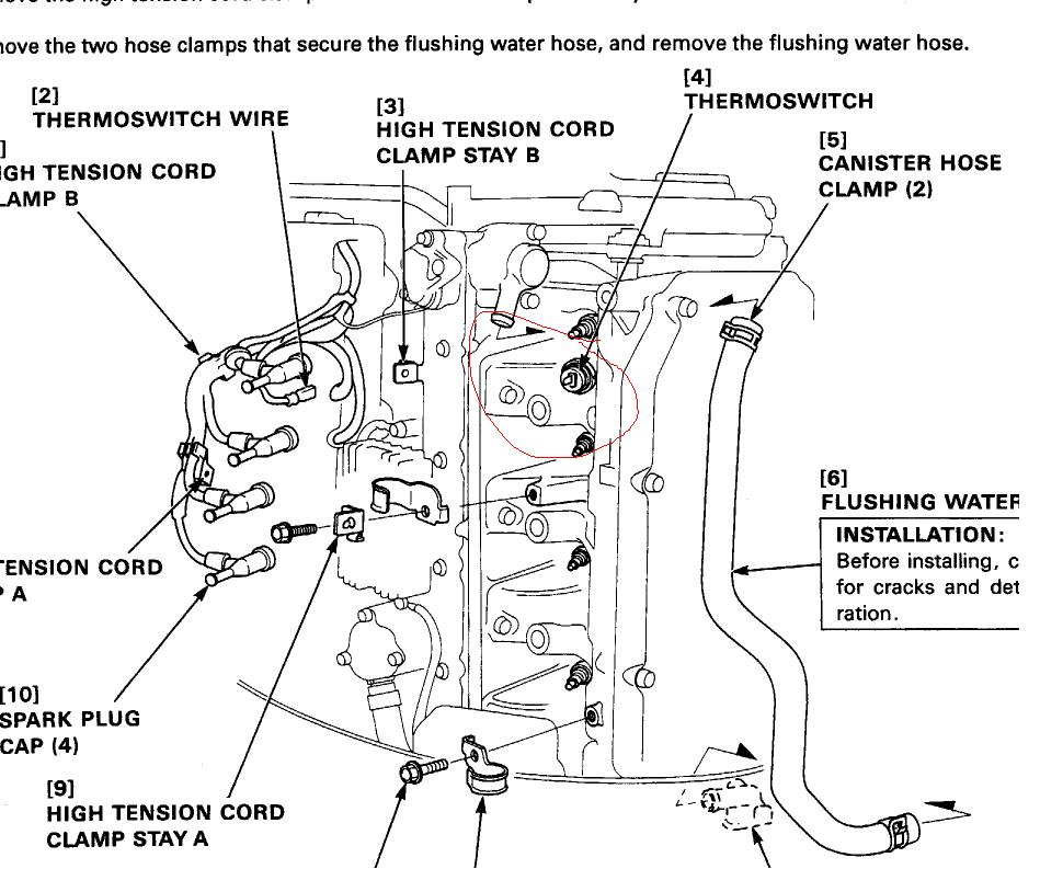 mercury 40 hp wiring diagram mercury outboard wiring