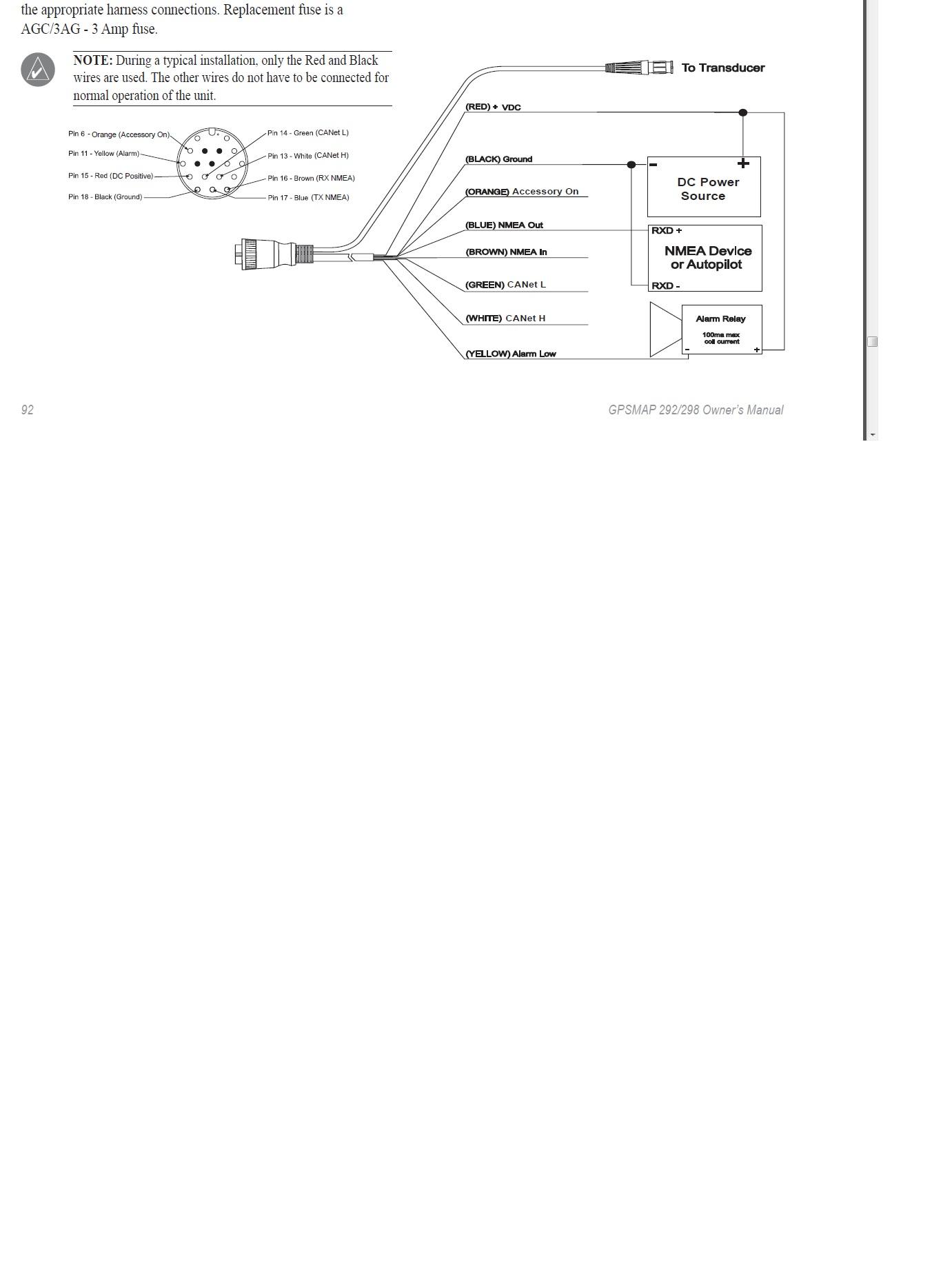 Garmin Dsc Wiring Diagram - Wire Diagram Here on