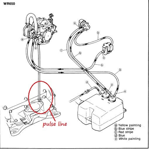 seadoo engine diagram html