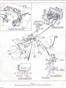 Ford 3500 Tractor Parts Diagram on ford 4000 wiring diagram