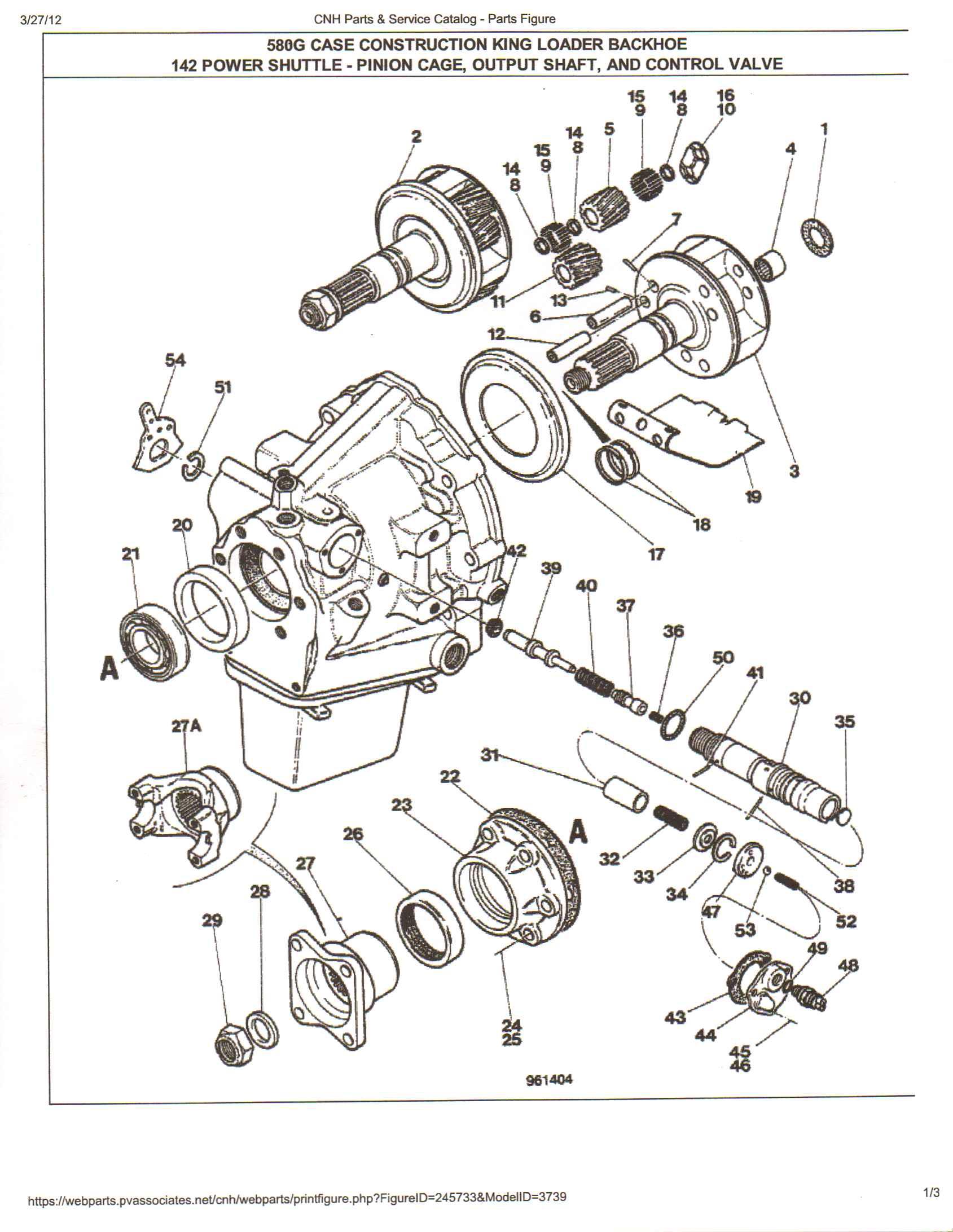 john deere 310d parts diagram