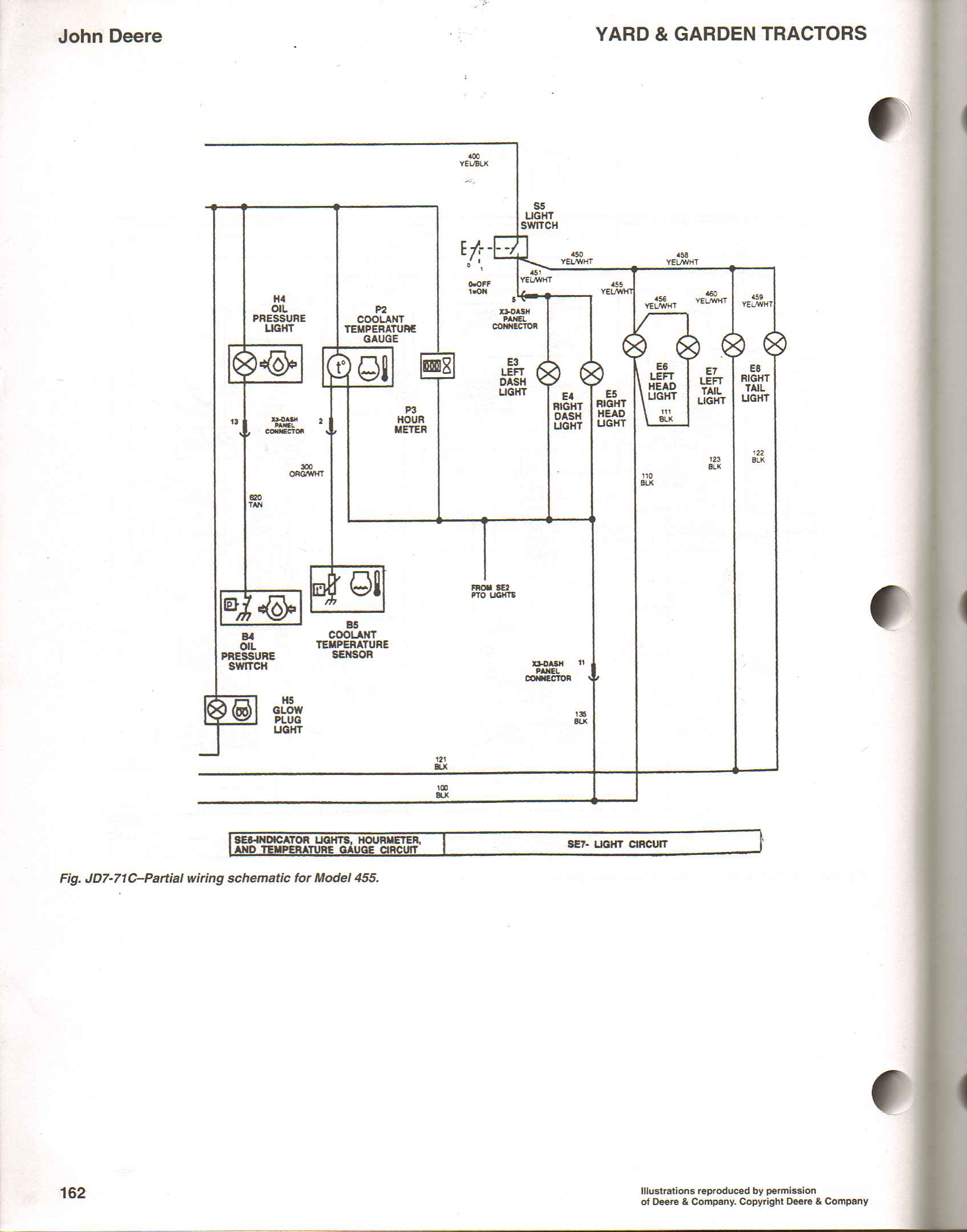 John Deere X740 Wiring Schematics House Diagram Symbols 1971 112 Trusted X748 Block And Schematic Diagrams U2022 Rh Lazysupply Co