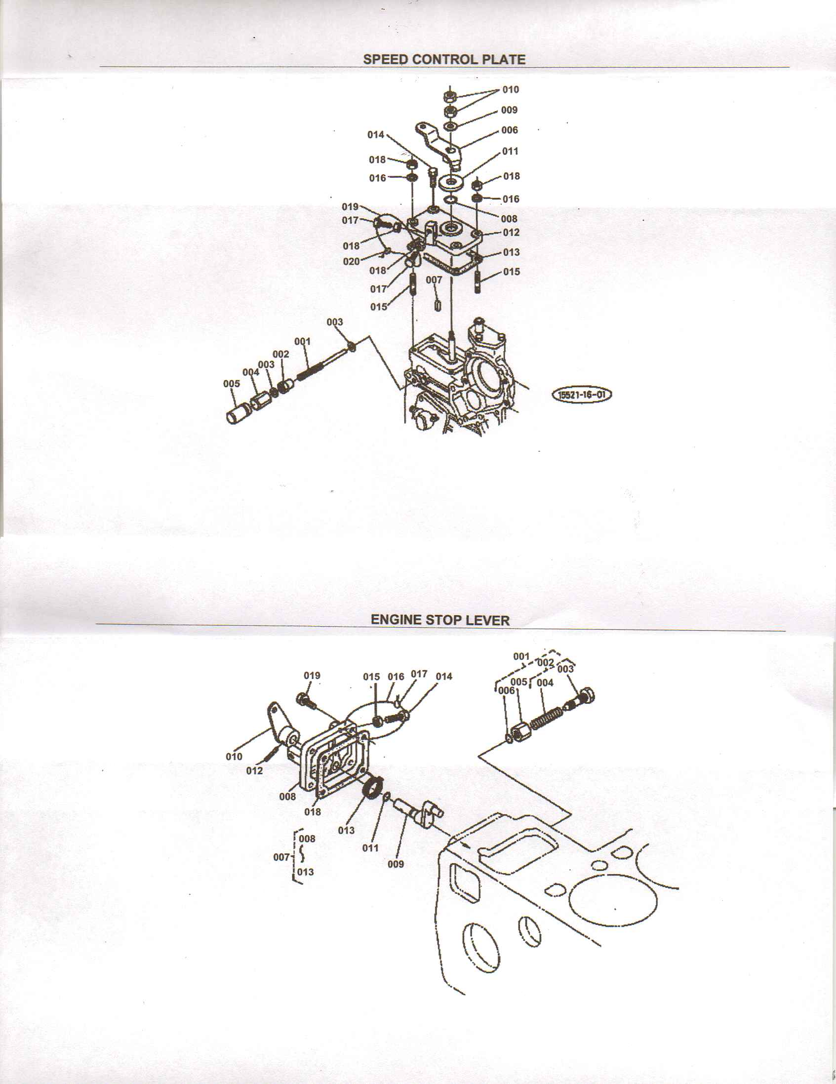 Kubota G6200 Wiring Diagram G1800 L2850 T1760 Parts And Engine On