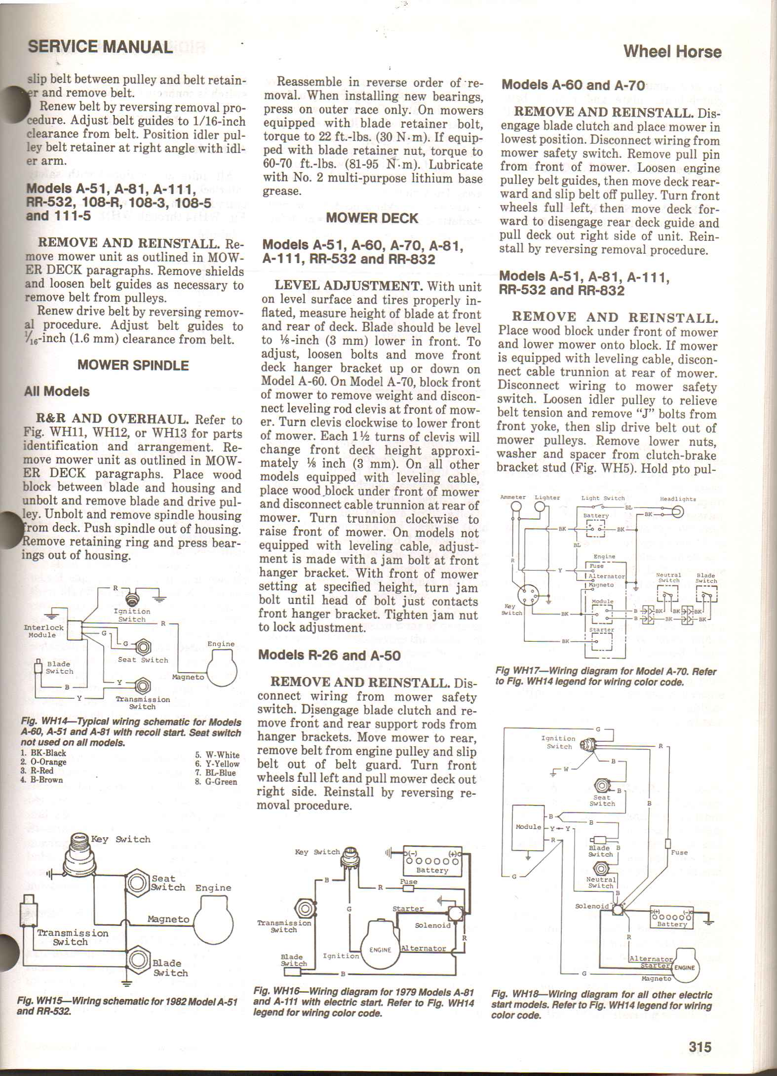 2504m Commando Wiring Diagram Kohler Free For You Key Switch Wheel Horse 800 I Think It S A 1972 Need To Engine Harness Small