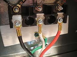 Oven hook up electrical