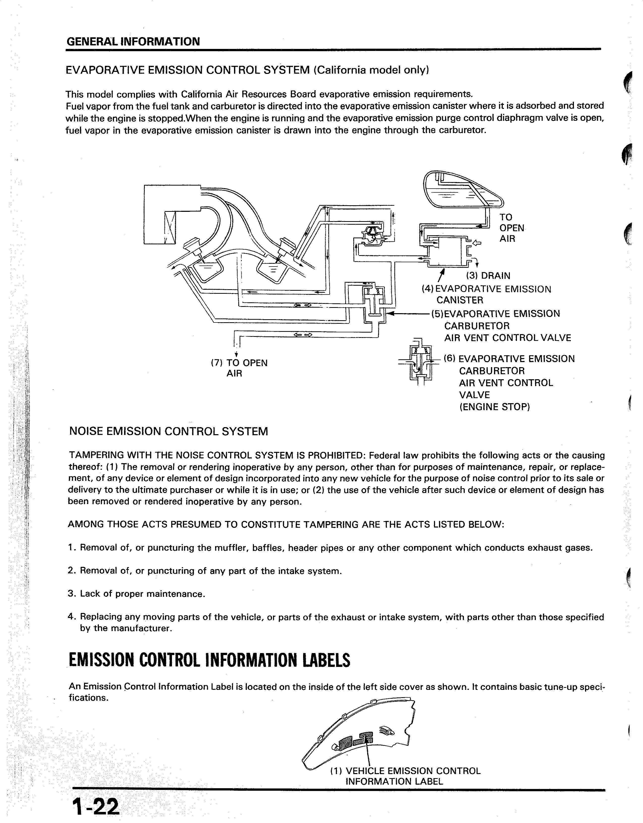Vt 600 Wiring Diagram Discussion Super Four General Enquiry Th Page 1993 Honda Shadow Carburetor Hose Image