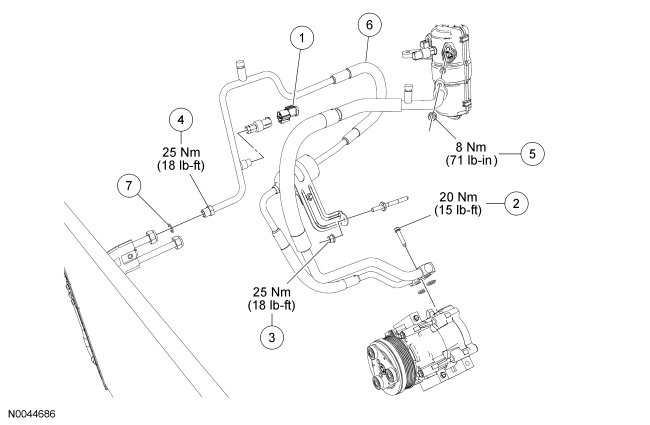 ford wiring   2001 ford f 150 electrical diagram