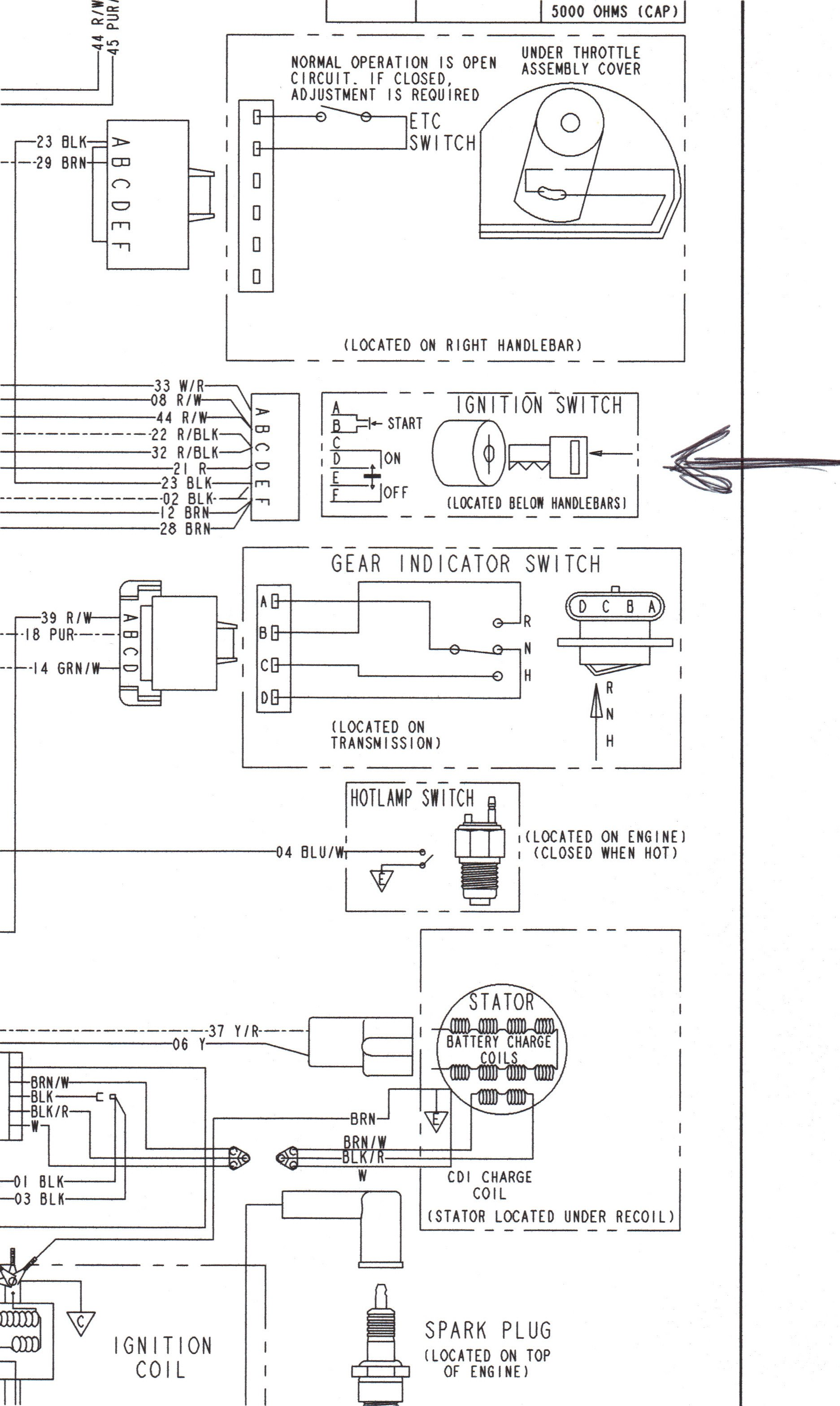 Diagram 2002 Polaris Wiring