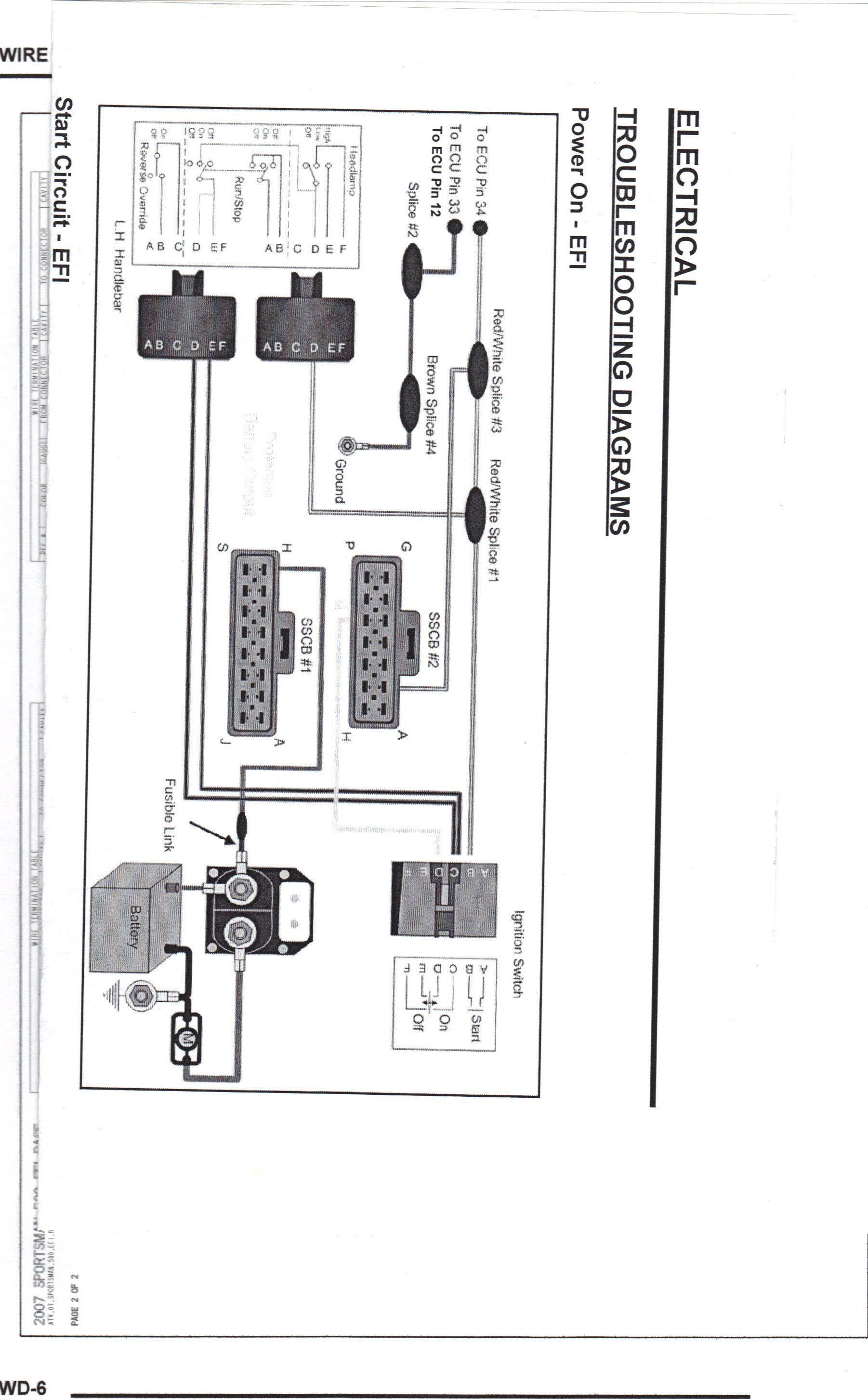 2010 07 02_133314_500efi_ignition_circuit my 2007 sportsman 500 doesn't start no click or dash lights 2000 polaris scrambler 500 wiring diagram at creativeand.co