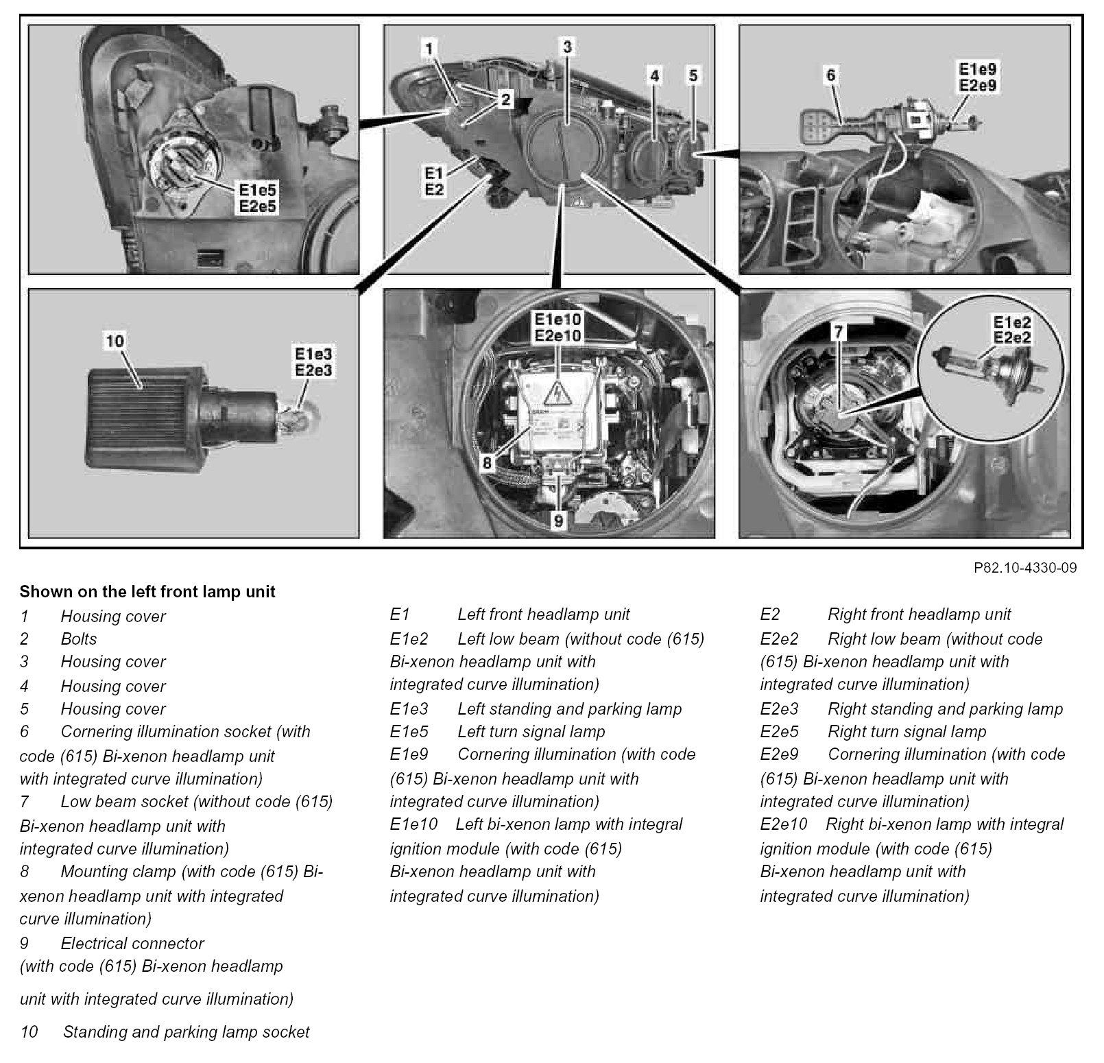 Service Manual [How Do You Change A Head Light On A 1999