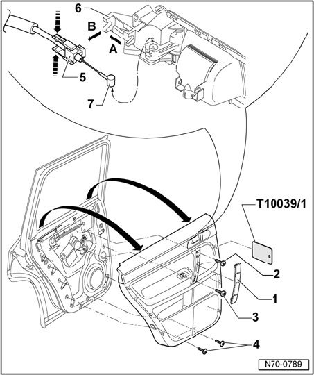 The Rear Door On My Touran 2006 Tdi Will Not Open I Have Tried To