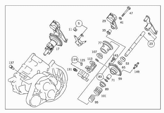ford fiesta manual transmission problems