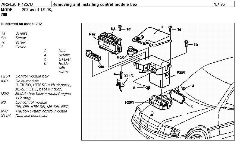 mercedes e250 1996 w210 non turbo diesel electrical. Black Bedroom Furniture Sets. Home Design Ideas