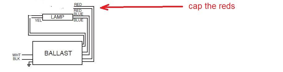 Ballast Wiring Diagrams Single on a c system diagram, ballast connection diagrams, hid ballast diagram, ballast replacement diagram, trailer light diagram, fluorescent light ballast diagram, ballast control panel, ballast resistor purpose, ballast installation, fluorescent fixtures t5 circuit diagram, electronic ballast circuit diagram, ballast wire, ballast tank diagram, ballast cross reference, ballast system, ballast ignitor schematic, ballast regulator, engine cooling system diagram, cnc machine control diagram,
