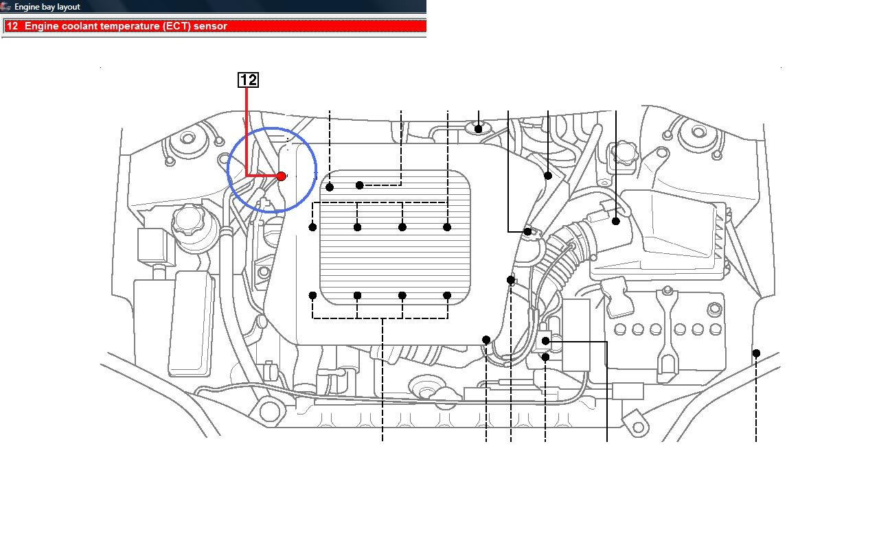 HOT 20AIR 20TURBO as well How To Replace Timing Belt On Ford Focus 1 8 Tdci 2002 2005 besides MyTip1079 likewise P0102 2007 nissan sentra likewise 2o9vj Location Ignition Control Module 97 Lincoln Town Car. on coolant temperature sensor