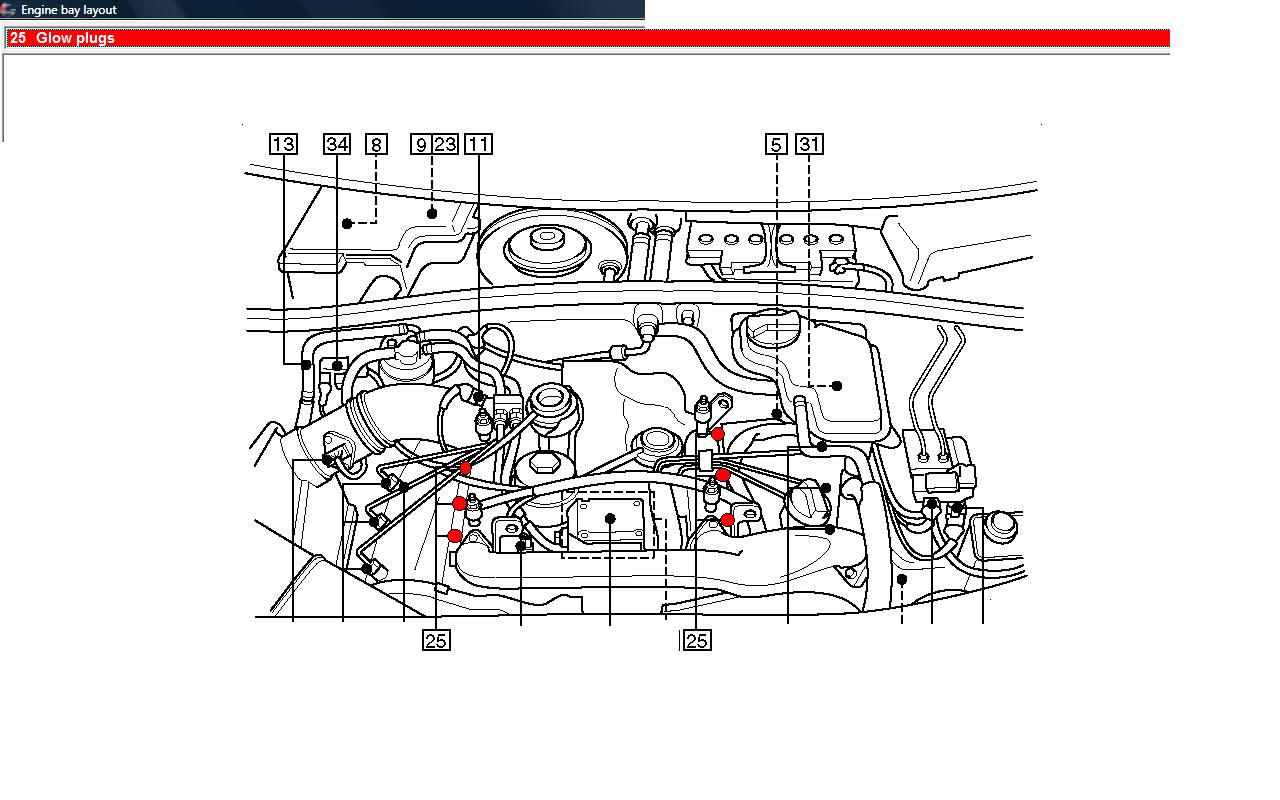 bmw boxer engine diagram how do i fit new new glow plugs to my audi a6 v6 52 reg 2008 subaru forester boxer engine diagram